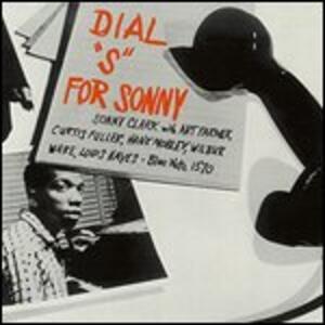 Dial S for Sonny - Vinile LP di Sonny Clark