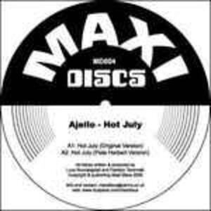 Hot July - Vinile LP di Ajello