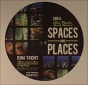 Spaces & Places - Vinile LP di Ron Trent