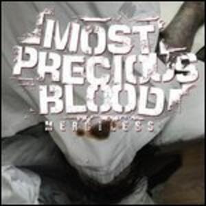 Merciless - Vinile LP di Most Precious Blood