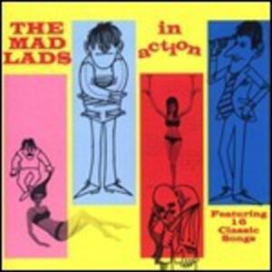 In Action - Vinile LP di Mad Lads