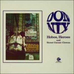 Hobos, Heroes and Street Corner Clowns - Vinile LP di Don Nix