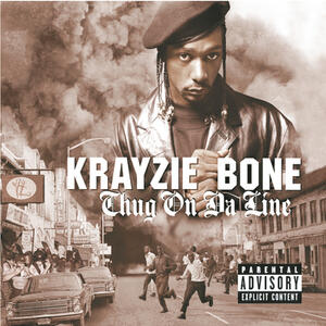 Thug On Da Line - Vinile LP di Krayzie Bone