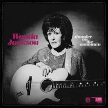 Thunder on the Mountain - Vinile 7'' di Wanda Jackson