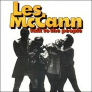 Talk to the People - Vinile LP di Les McCann