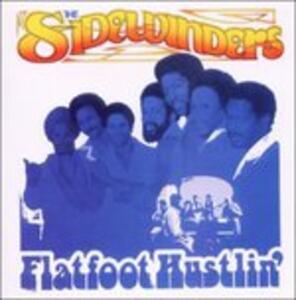 Flatfoot Hustlin - Vinile LP di Sidewinders