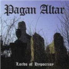 Lords of Hypocrisy - Vinile LP di Pagan Altar