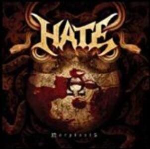 Morphosis - Vinile LP di Hate