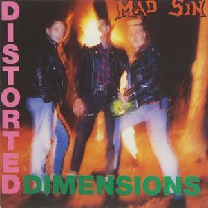 Distorted Dimensions - Vinile LP di Mad Sin