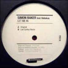Let Me in - Vinile LP di Simon Baker