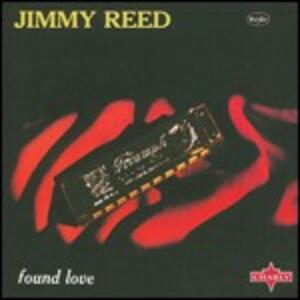 Found Love - Vinile LP di Jimmy Reed