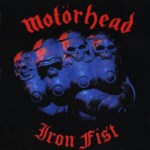 Iron Fist (180gr.) - Vinile LP di Motorhead