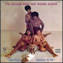 This Pussy Belongs To Me - Vinile LP di Rudy Ray Moore