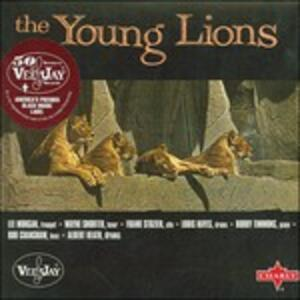 The Young Lions - Vinile LP di Young Lions
