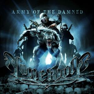 Army of the Damned - Vinile LP di Lonewolf