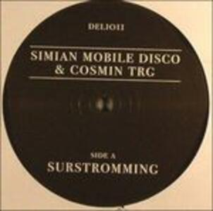 Surstromming - Vinile LP di Simian Mobile Disco