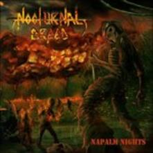 Napalm Nights (Limited) - Vinile LP di Nocturnal Breed