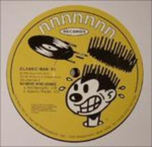 No More Mind Games - Vinile LP di Classic Man