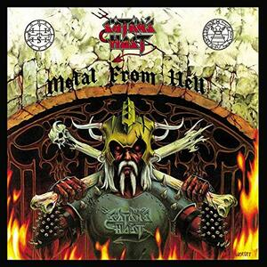 Metal From Hell - Vinile LP di Satan's Host