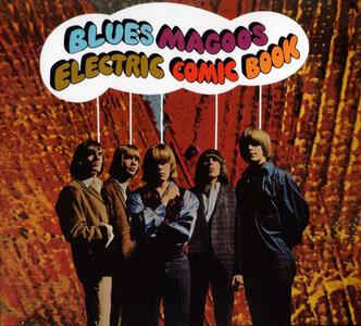 Electric Comic Book - Vinile LP di Blues Magoos