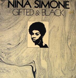 Gifted & Black - Vinile LP di Nina Simone