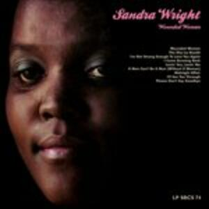 Wounded Woman - Vinile LP di Sandra Wright