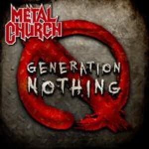 Generation Nothing - Vinile LP di Metal Church