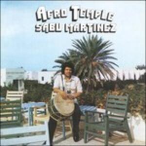 Afro Temple - Vinile LP di Sabu Martinez