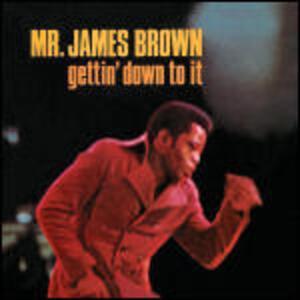 Gettin' Down to It - Vinile LP di James Brown