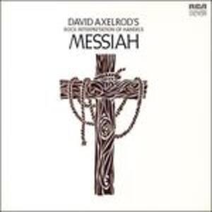 Messiah - Vinile LP di David Axelrod