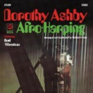 Afro-Harping - Vinile LP di Dorothy Ashby