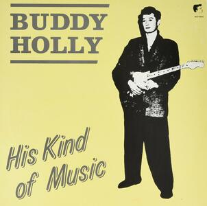 Buddy Holly His Kind of - Vinile LP