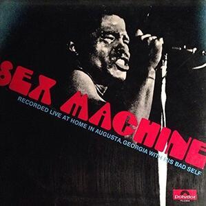 Sex Machine - Vinile LP di James Brown