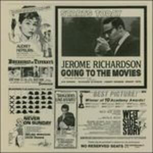 Going To The Movies - Vinile LP di Jerome Richardson