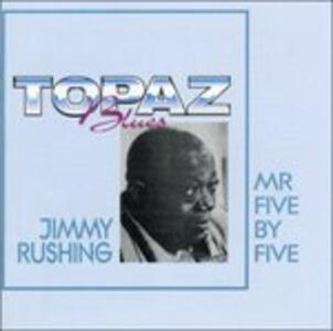 Mr. Five By Five - Vinile LP di Jimmy Rushing