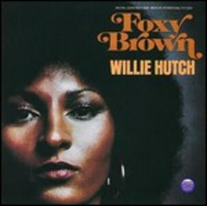 Foxy Brown - Vinile LP di Willie Hutch
